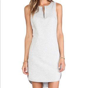 Trina Turk Gray Mima Sheath Dress, Size 6